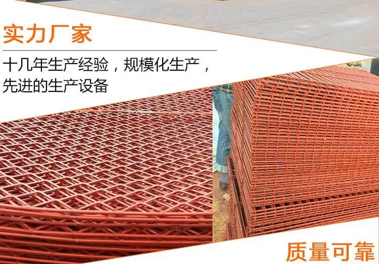 郑州松茂建材钢笆网厂家实力图片